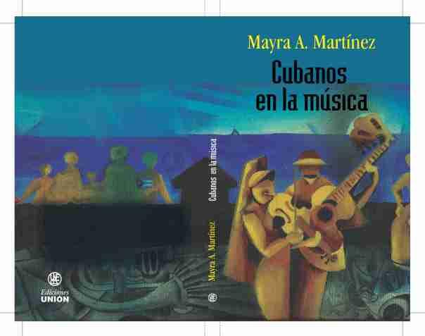 Cub. Cubanos en la MUSICA PORTADA2015